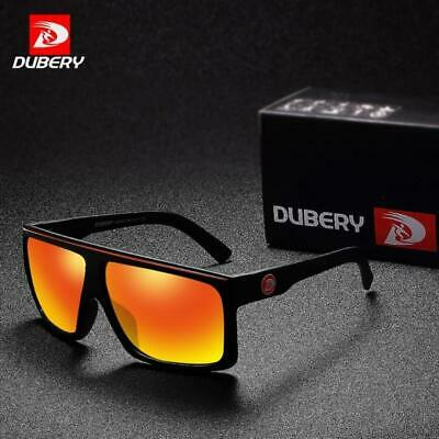 AU10.69 • Buy DUBERY Men Polarized Sport Sunglasses UV400 Outdoor Driving Coating Glasses New
