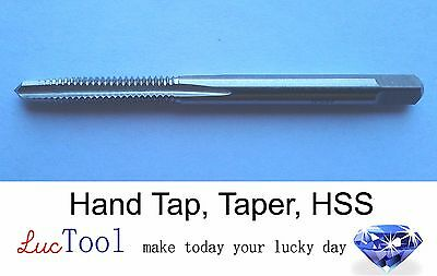 $9.99 • Buy 0-80 UNF Hand Tap Taper GH1 Limit 2 Flute HSS Taper Chamfer Uncoated Thread #0