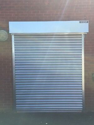 £438.85 • Buy New Made Security Electric Shopfront Galv Steel Roller Shutter / Garage Doors