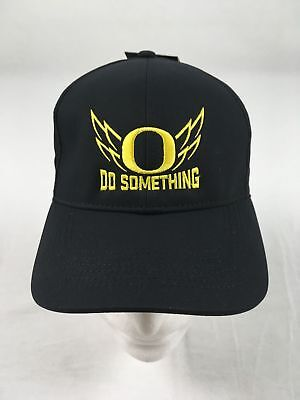 newest 48237 11bd0 NEW Nike Oregon Ducks - Black Adjustable Hat (OSFM) • 14.40