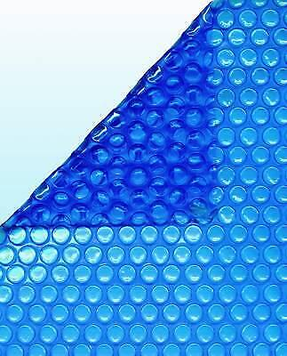 £41.95 • Buy Above Ground Pool 10ft Diameter Deluxe 200micron Bubble Solar Cover Blanket