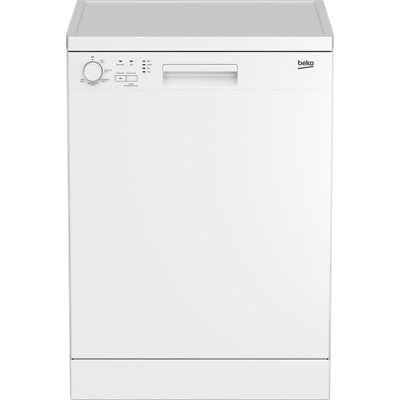 View Details Beko DFN05R11W A+ Dishwasher Full Size 60cm 13 Place White New From AO • 209.00£