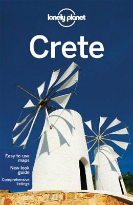 Lonely Planet Crete (Travel Guide) By Lonely Planet,Schulte-Peevers,Deliso,Hann • 3.05£