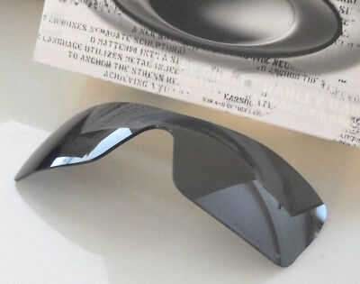 5d828423267 Used Oakley Batwolf Sunglasses Authentic Polarized Grey Replacement Lens •  27.50