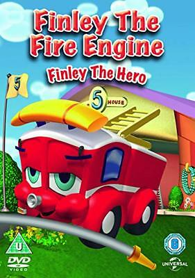 Finley The Fire Engine - Finley The Hero [DVD][Region 2] • 2.88£