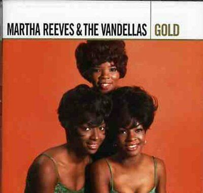 Martha Reeves And The Vandellas - Gold [CD] • 6.91£