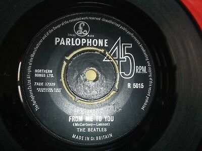 £4.99 • Buy The Beatles  From Me To You 7  45 R.p.m. Single