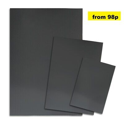 £1.75 • Buy Lino Tiles Extra Soft Grey 3mm Thick Block Printing 5 Sizes
