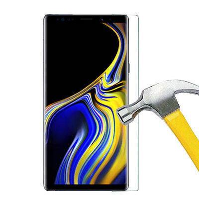 $ CDN3.16 • Buy Tempered Glass Screen Protector For Samsung Galaxy Note9 Note 9 ( Flat Area )