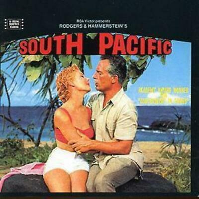 South Pacific CD (1989) Value Guaranteed From EBay's Biggest Seller! • 2.29£
