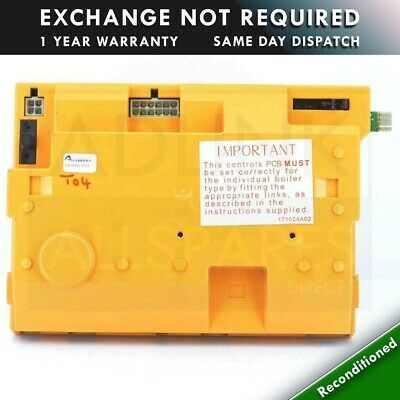 Ideal Icos System 15 He  &  24 He  Boiler Pcb 174486 • 17.90£