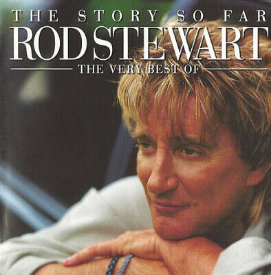 Rod Stewart : The Story So Far: The Very Best Of Rod Stewart CD Remastered • 2.17£