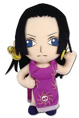 $17.99 • Buy One Piece ~ 8  BOA HANCOCK PLUSH FIGURE ~ Official Great Eastern Company Plushie