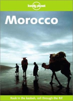 Morocco (Lonely Planet Country Guides) By  Geoff Crowther, Hugh Finlay • 2.47£
