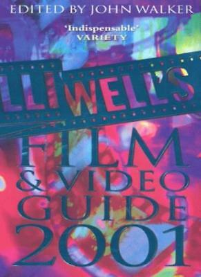 Halliwell's Film And Video Guide 2001 By John Walker • 2.71£