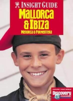 Mallorca And Ibiza Insight Guide (Insight Guides) • 1.89£