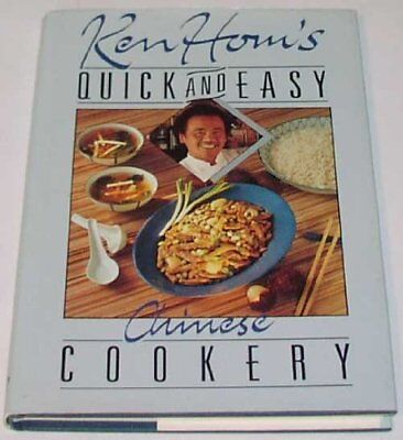 £2.15 • Buy Quick And Easy Chinese Cookery By Ken Hom. 9780563214885