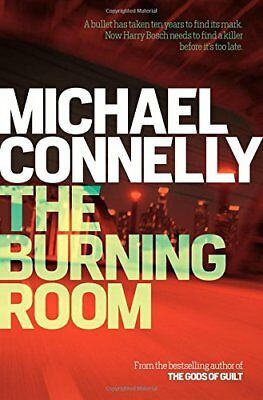 £3.10 • Buy The Burning Room By Michael Connelly