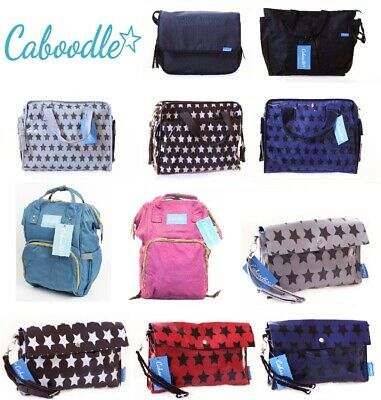 Caboodle Baby Changing Bag Classic Tote Fun & Funky • 13.95£
