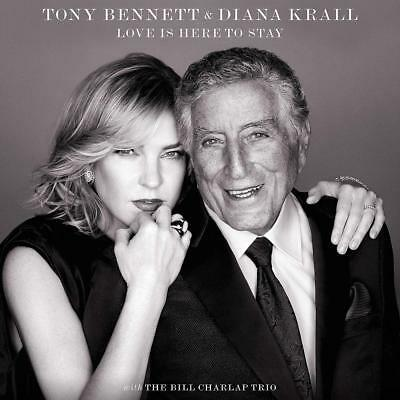 £7.16 • Buy Tony Bennett And Diana Krall - Love Is Here To Stay [CD]