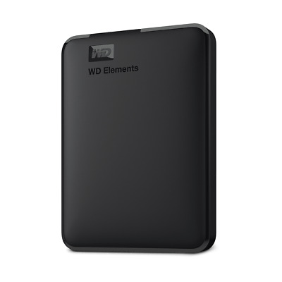 View Details WD Elements Portable 2TB Manufacturer Refurbished Hard Drive By Western Digital • 46.99$