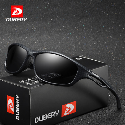 AU9.88 • Buy DUBERY Men Sport Polarized Sunglasses Outdoor Driving Cycling Fishing Glasses