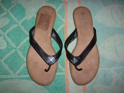 £14.32 • Buy COMFY SOLES BY Bamboo Flip Flop SANDALS WOMEN'S SIZE 10