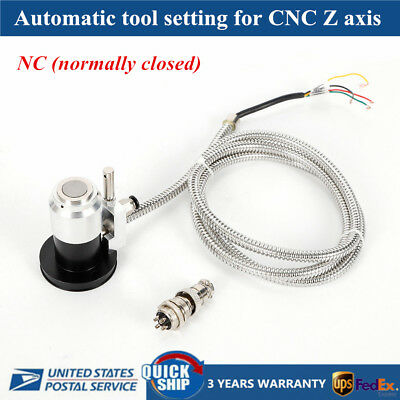 $57 • Buy NC, Automatic Tool Setting Gauge, CNC Tool Setting Setter, For CNC Router Z Axis