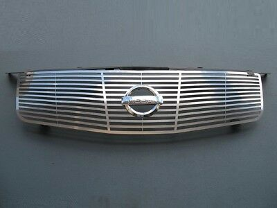 $153 • Buy 2004 2005 2006 Nissan Maxima Upper Top Grille With Emblem E G Classics 04 05 06