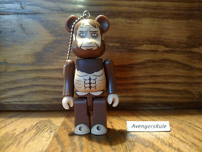 $10.95 • Buy Bearbrick Attack On Titan Keychain Medicom Beast Titan