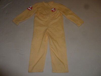 $ CDN44.17 • Buy Vintage Ghostbusters Rubies Costume Yellow Jumpsuit Adult Size Large Halloween >