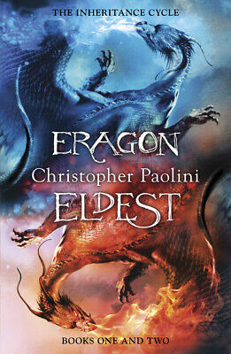 £3.51 • Buy The Inheritance Cycle: Eragon: And, Eldest By Christopher Paolini (Paperback)