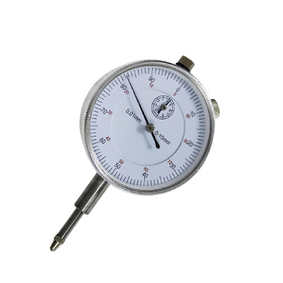 £7.99 • Buy Dial Indicator Precision Outer Measuring Metric Test Gauge 0.01mm