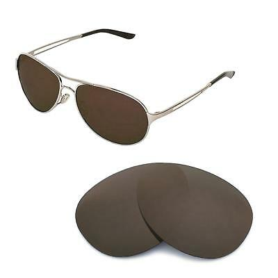 37b527ae0b New Walleva Brown Polarized Replacement Lenses For Oakley Caveat Sunglasses  • 29.99
