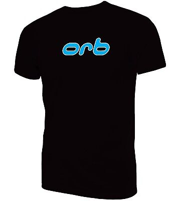 £13.50 • Buy The Orb T-Shirt| Dance Techno Trance Little Fluffy Clouds