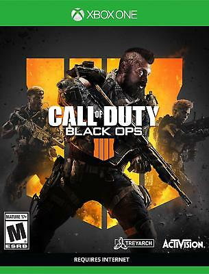 View Details Call Of Duty: Black Ops 4 - Xbox One • $