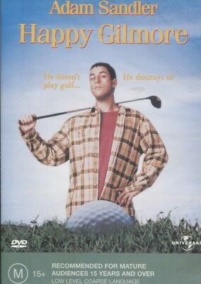 AU14.95 • Buy Happy Gilmore (DVD, 2003)  - Adam Sandler, Christopher McDonald, Julie Bowen