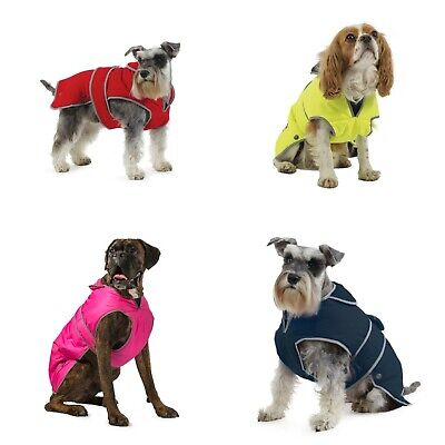 £17.99 • Buy Ancol Muddy Paws Dog Puppy Coat All Weather Waterproof Reflective Winter Jacket