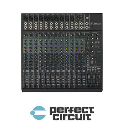 $749.99 • Buy Mackie 1642VLZ4 16 Channel Analog Stereo MIXER - NEW - PERFECT CIRCUIT