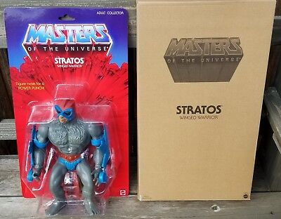 $62.99 • Buy Masters Of The Universe 12  Giant Stratos Figure - Winged Warrior - SEALED !!