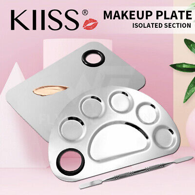 AU7.56 • Buy Stainless Steel Cosmetic Face Makeup Palette Spatula Foundation Mixing Tool
