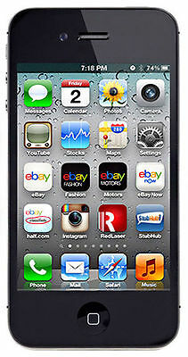 £57.34 • Buy Apple IPhone 4s - 16GB - Black (T-Mobile) Accessories Included With Original Box