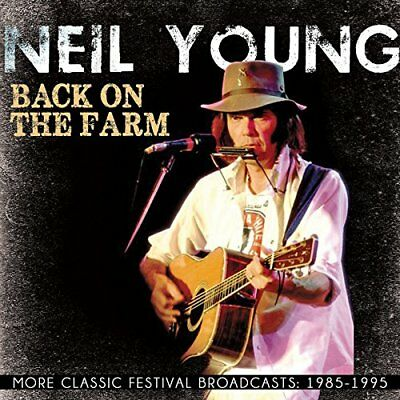 £10000 • Buy Neil Young - Back On The Farm [cd]