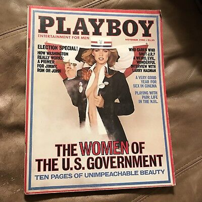 $ CDN35.26 • Buy Playboy Magazine November 1980 Playmate Jeana Tomasino