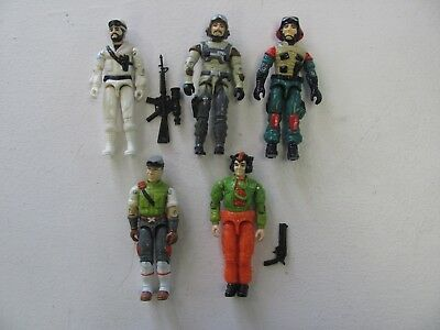 $ CDN79.99 • Buy GI Joe Vehicle Driver Frostbite Lift Ticket Slipstream 100% Complete NM Vintage
