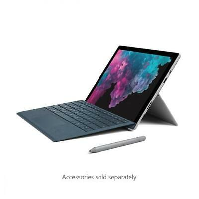 View Details Microsoft Surface Pro 6 12.3   Intel Core I5 8GB RAM 256GB SSD Platinum • $