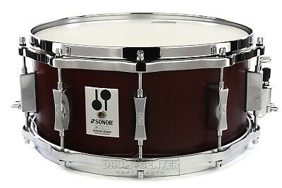 $1199 • Buy Sonor Phonic Reissue Beech Snare Drum 14x6.5 Mahogany