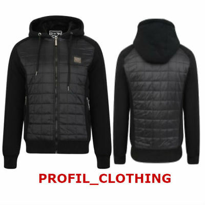 £33.24 • Buy New Mens Boys Camo Fur Lined Hooded Hood Zip Through Jacket With Quilted Panel