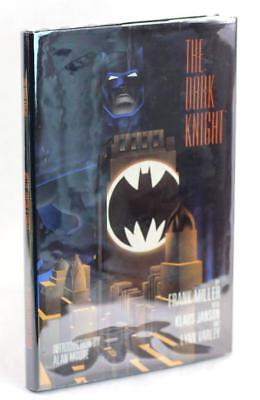 £530.99 • Buy Frank Miller Signed Limited Edition 1986 The Dark Knight Hardcover W/Dustjacket