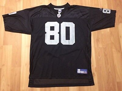 Oakland Raiders Jersey Mens Xl Jerry Rice Nfl Equipment Football Black  Silver • 34.99  dad8faf88